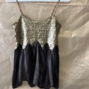 Sparkly Tank Top!
